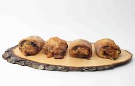 Catering Menü Gemischte Spluffin Rollbrote