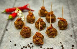 Catering Menü Fingerfood 1001 Nacht