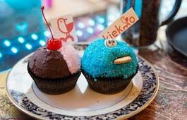 Catering Menü Cupcake Mix