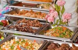 """Catering Menü Buffet """"Kenner"""""""