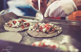 Catering Menü Burrito Lunch