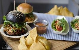 Catering Menü American Soulfood