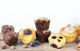 Catering Menü Mini Muffin Set Classic