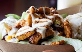 Catering Menü All-you-can-Eat Truck-Menü
