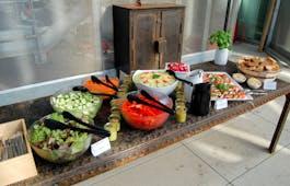 Catering Menü Grillbuffet