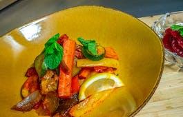 Catering Menü Business Lunch Orientalisch