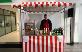 Catering Menü Burger Meets Currywurst