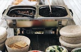 Catering Menü Taco Buffet